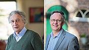 Maarten van Son en Martijn St�fsel
